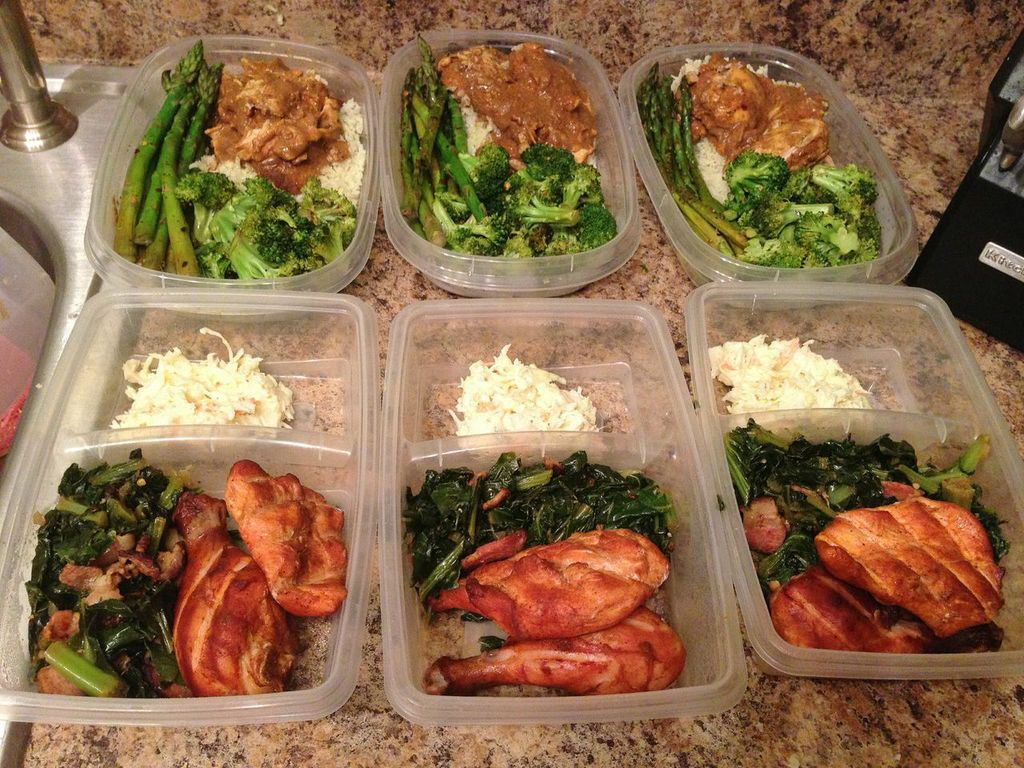 Best Containers For Weekly Food Prep